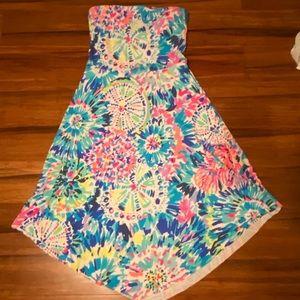 lily pulitzer dress mint condition!! sz S